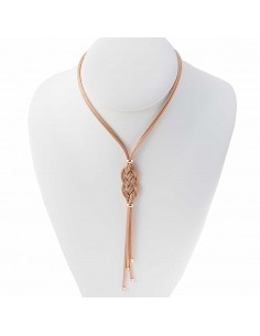 COLLIER ARGENT LINA