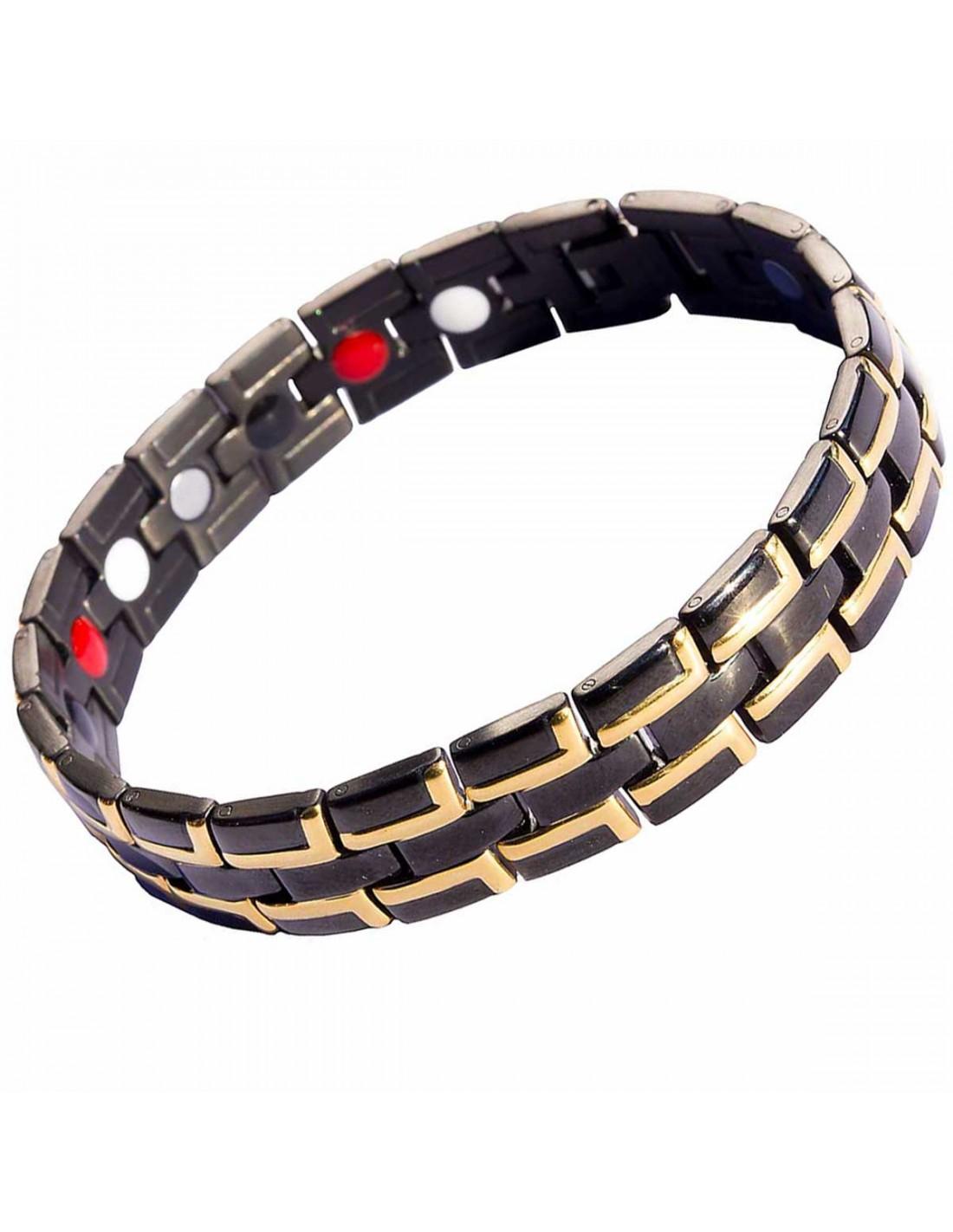 bracelet anti douleurs homme bracelet magn tique. Black Bedroom Furniture Sets. Home Design Ideas
