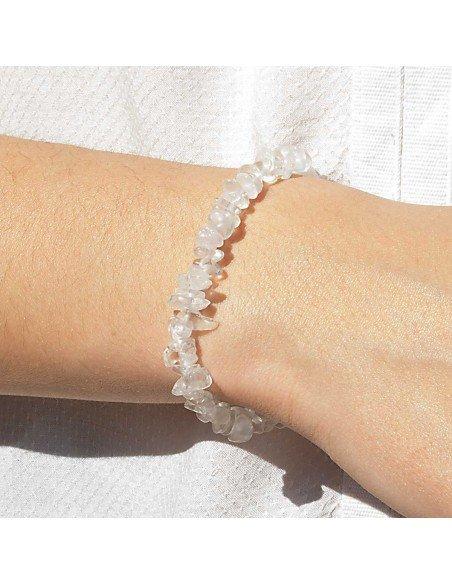 Bracelet Pierre Naturelle Cristal