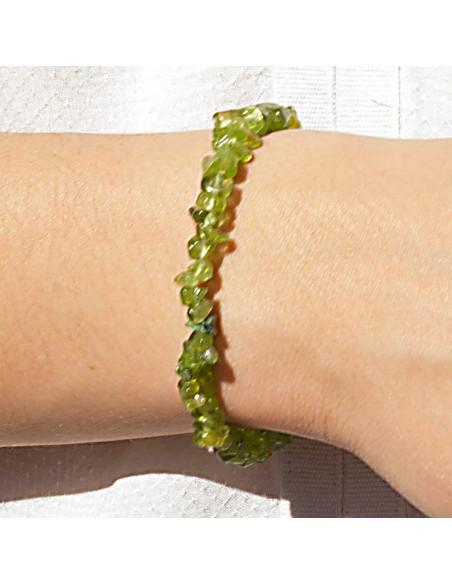 Bracelet Pierre Naturelle Péridot