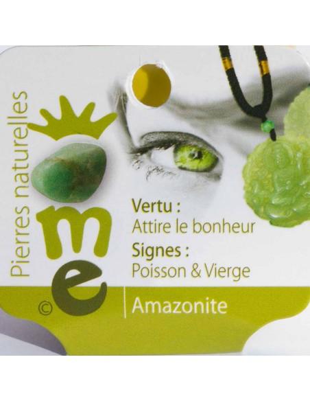 Bracelet Pierre Naturelle Amazonite