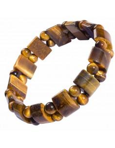 Bracelet Pierre Tank Oeil de Tigre