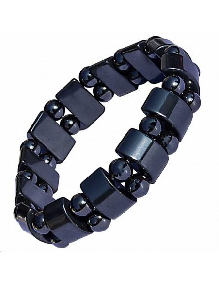 Bracelet Pierre Tank Hématite
