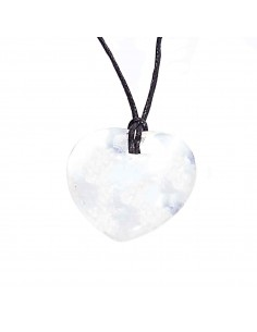 Collier Coeur Cristal