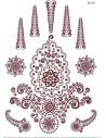 Tatouage Éphémère Oriental Henné