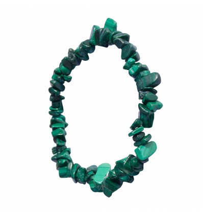 BRACELET PIERRE NATURELLE MALACHITE
