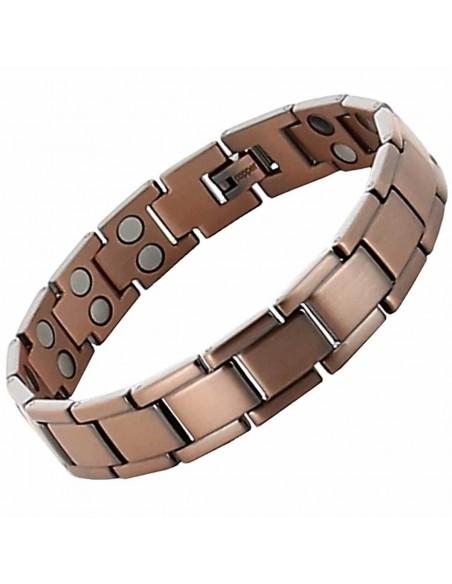 bracelet cuivre pour homme offre une magn toth rapie avec. Black Bedroom Furniture Sets. Home Design Ideas