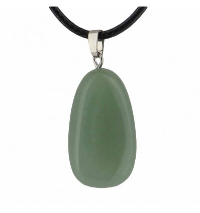 COLLIER PIERRE NATURELLE AVENTURINE