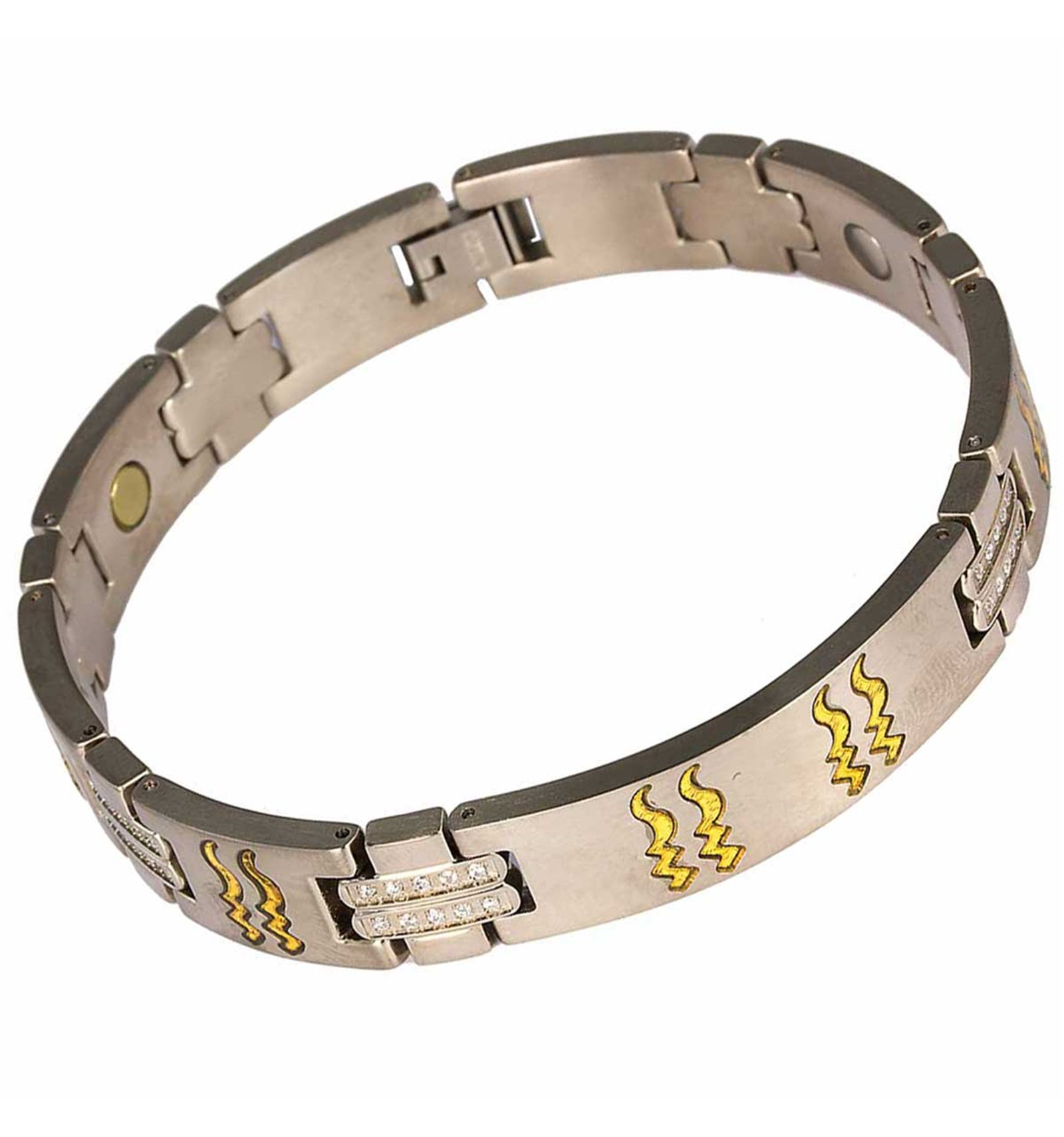 bracelet aimant homme offre une magn toth rapie anti. Black Bedroom Furniture Sets. Home Design Ideas