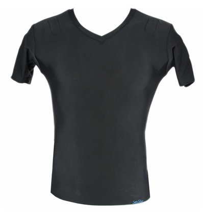 TEE SHIRT MAGNÉTIQUE COMPRESSIF HOMME