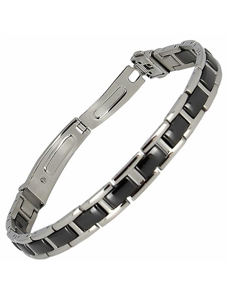 BRACELET MAGNETIQUE HOMME KURUCK Fermoir