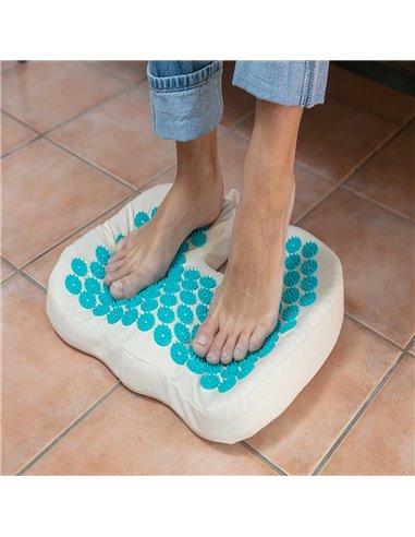 Coussin d'acupression pour les pieds