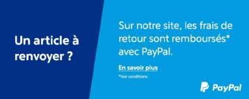 Frais de retour Paypal