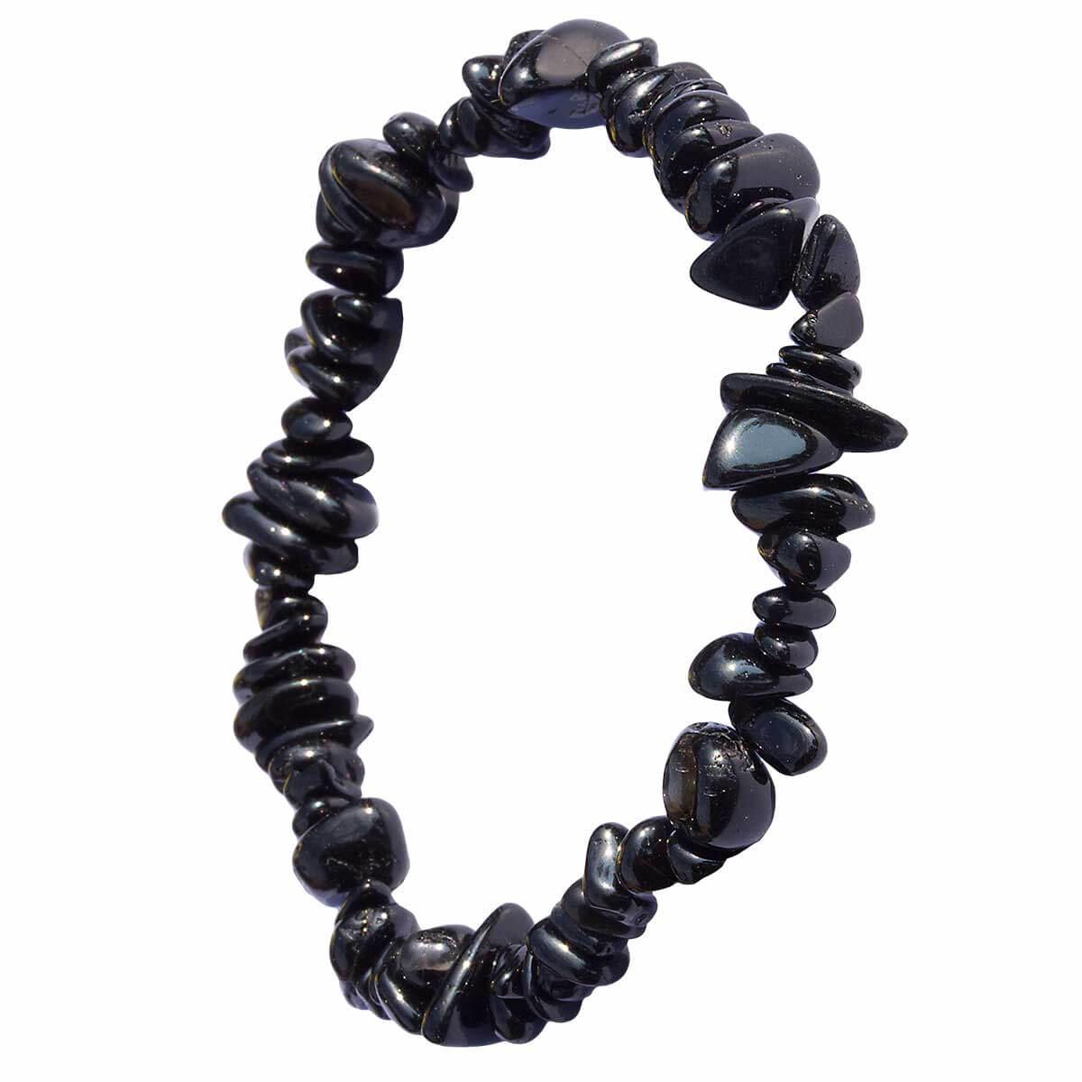 Bracelet pierre tourmaline