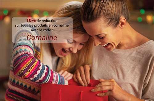 Promotions produits en cornaline
