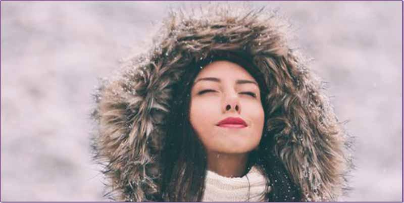Le bien etre en hiver