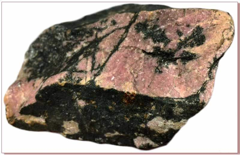 Minerai-rhodonite