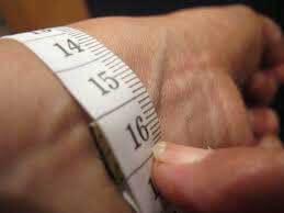 Mesure taille bracelet magnétique